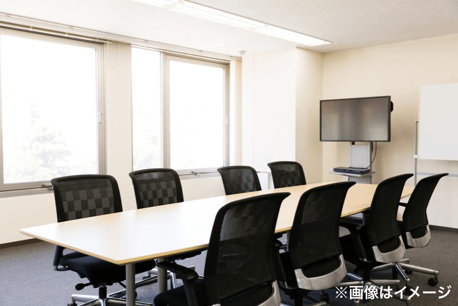 芝浦アイランドグローヴタワーの会議室