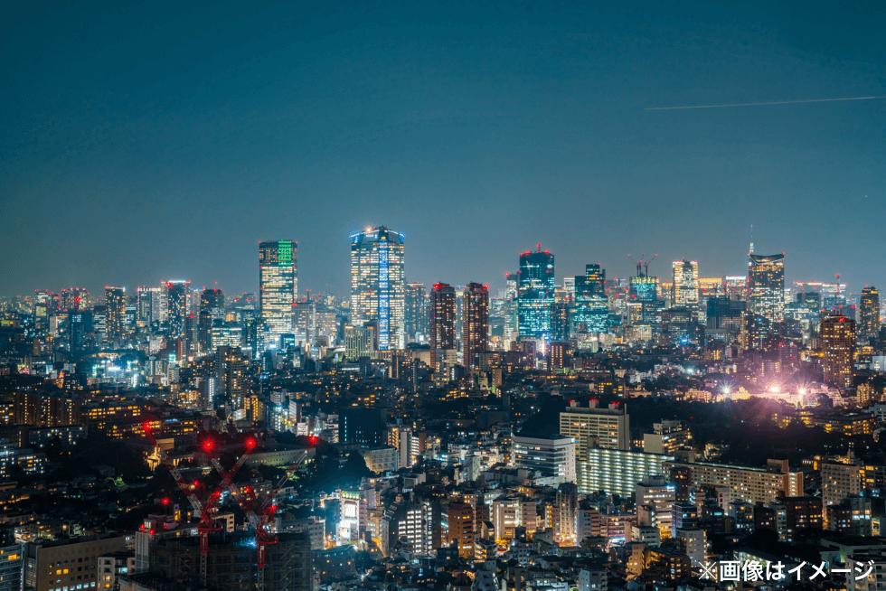 品川タワーフェイスの眺望イメージ