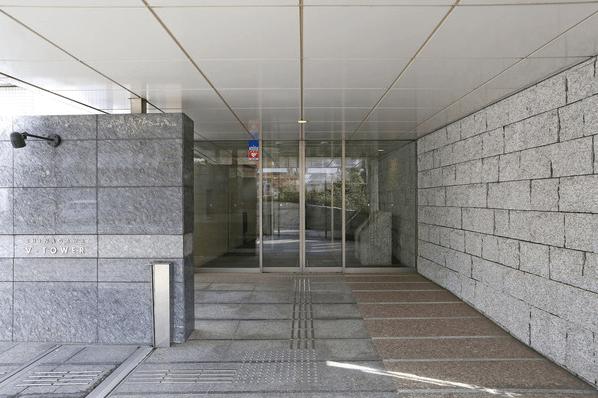 品川Vタワーのエントランス