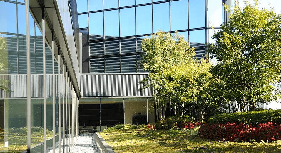 ラ・トゥール三田の空中庭園
