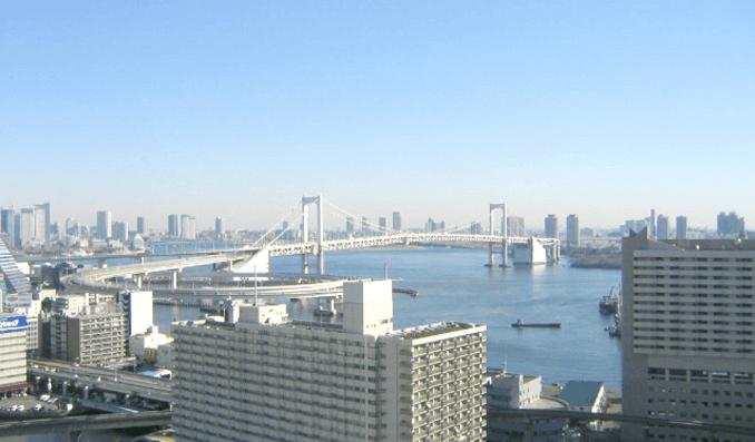 パークタワー品川ベイワードの眺望