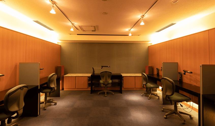 カテリーナ三田のオーナーズスタジオ