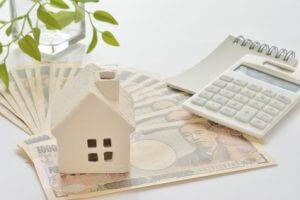賃貸で必要な保証金のイメージ