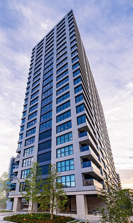 ローレルタワー ルネ浜松町のイメージ