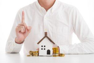 賃貸の消費税を表したイメージ