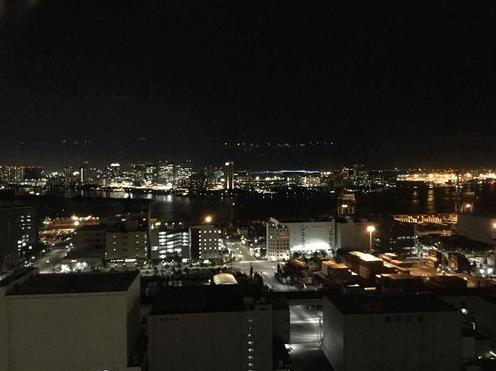 ワールドシティタワーズの眺望