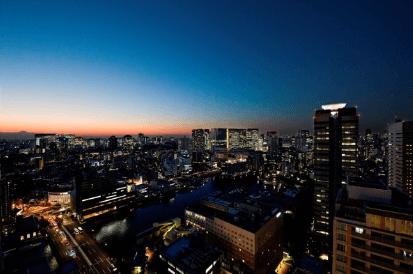 天王洲ビュータワーの眺望