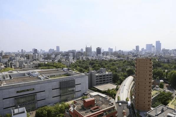パークコート乃木坂ザ タワーの眺望