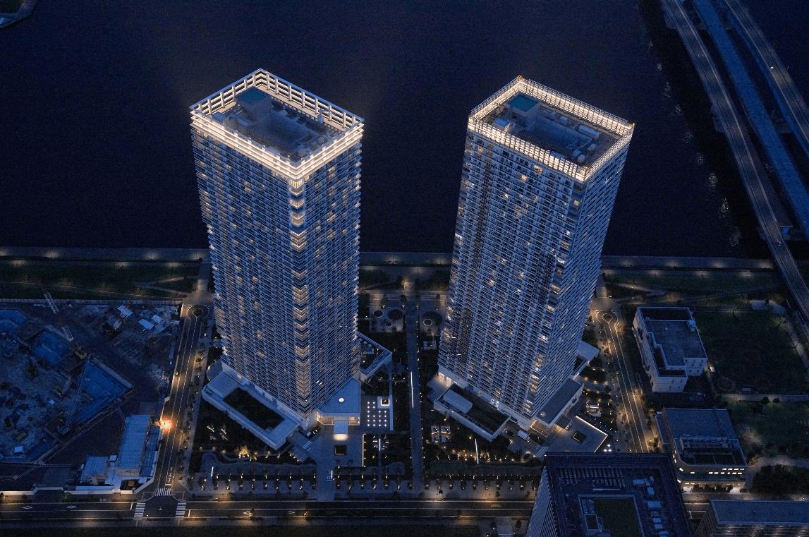 ザ・パークハウス晴海タワーズのイメージ