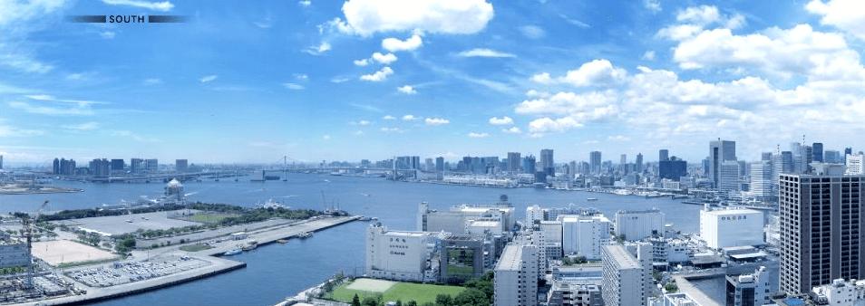 ザ・東京タワーズの眺望