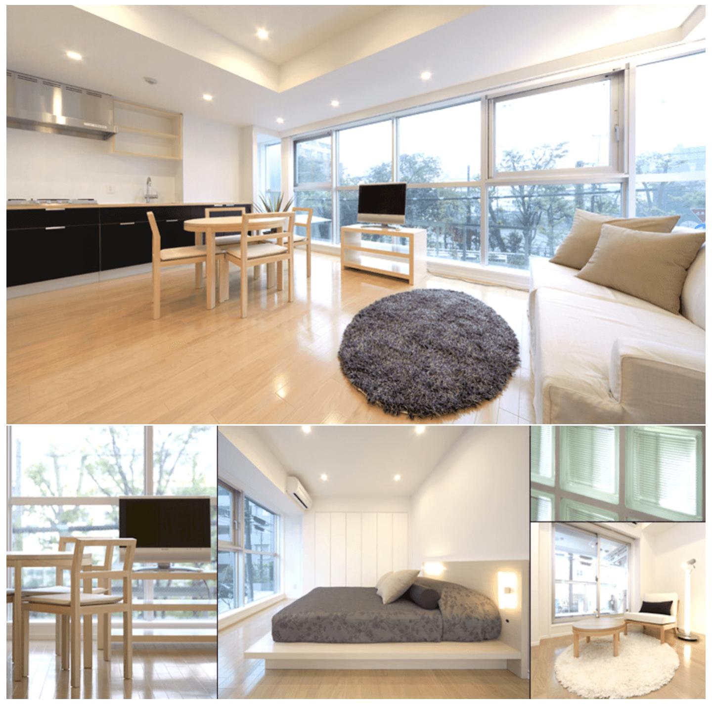 アパートメンツの室内イメージ