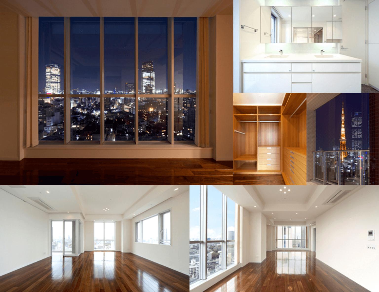 アパートメンツタワー六本木のプレミアム室内イメージ