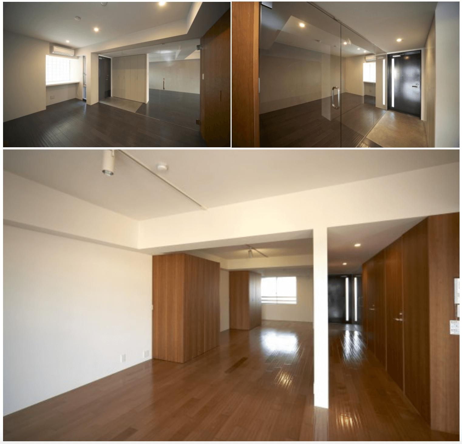 レジディア北新宿の室内イメージ