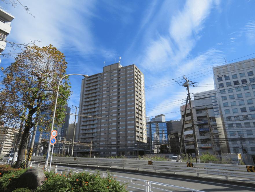 ドゥーエ横浜の外観イメージ