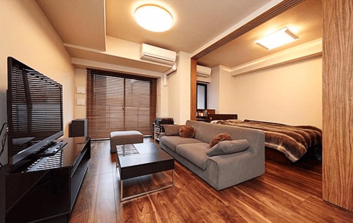 オープンレジデンシア恵比寿の室内イメージ