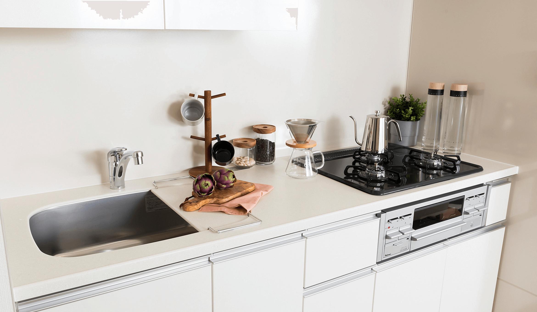 プラウドフラットのキッチンイメージ