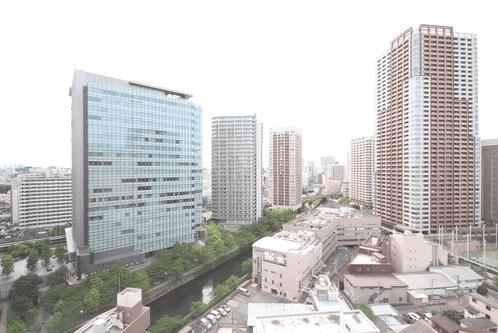 ザ・パークタワー東京サウスの眺望