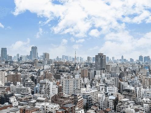 代官山アドレスザ・タワーの眺望
