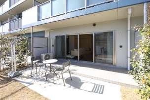 庭付きマンションのイメージ