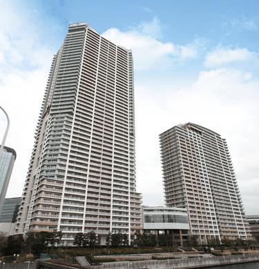 アーバンドックパークシティ豊洲タワーのイメージ