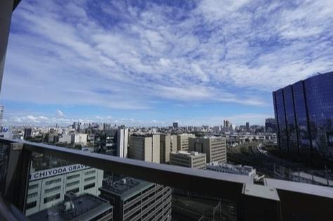 ブリリアタワー大崎の眺望