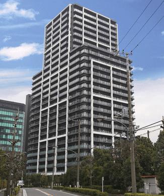 クレストタワー品川シーサイドのイメージ