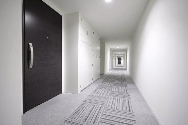ヒューリックレジデンスの内廊下