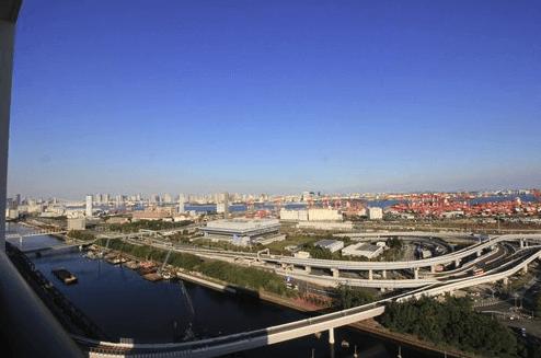 クレストタワー品川シーサイドの眺望