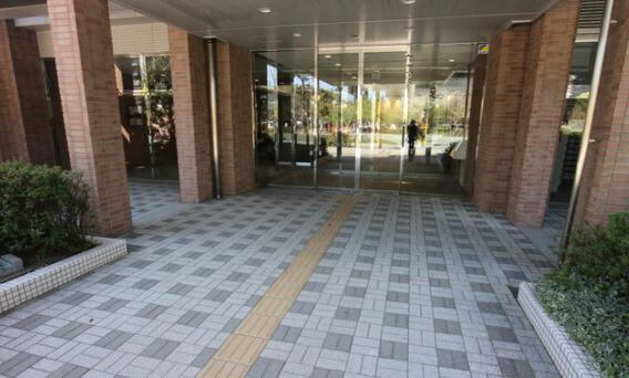 品川シーサイドビュータワーⅡのエントランス