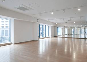 セントラルパークタワー・ラ・トゥール新宿のスタジオ
