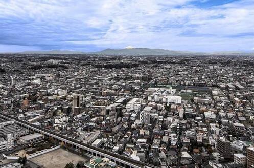 リエトコート武蔵小杉ザ・クラッシィタワーの眺望