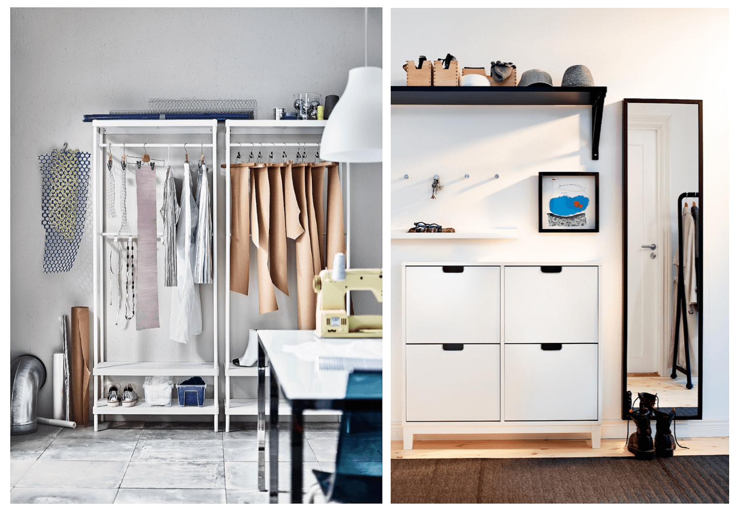 IKEAの収納家具