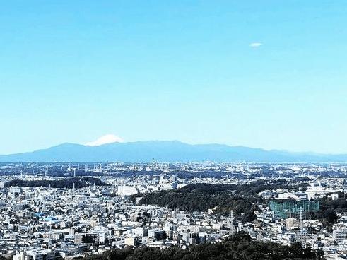 パークタワー新川崎の眺望