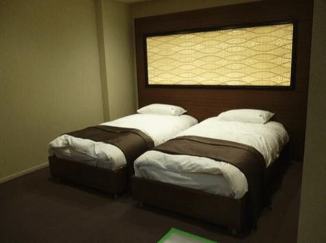 パークシティ武蔵小杉ザ・グランドウイングタワーのゲストルーム