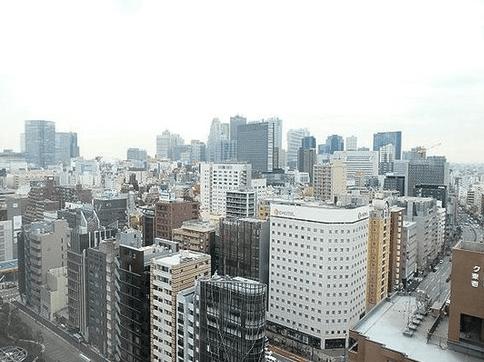 新宿アインスタワーの眺望