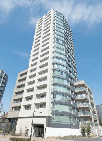 パークタワー渋谷本町のイメージ