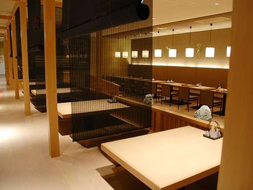 東京染井温泉Sakuraのレストラン