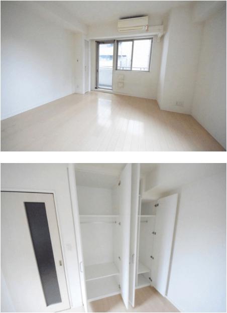 コンフォリア三田トロワの室内