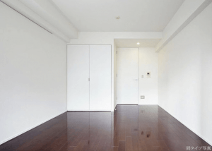 コンフォリア西新宿の室内