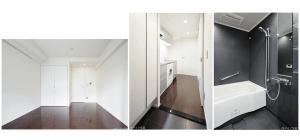 コンフォリア西新宿の室内(1K)