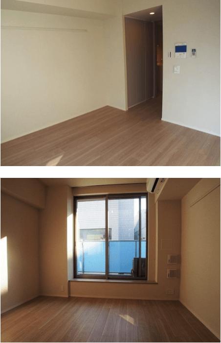 プラウドフラット東日本橋の室内