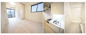 アーバネックス西新宿の室内(1LDK)