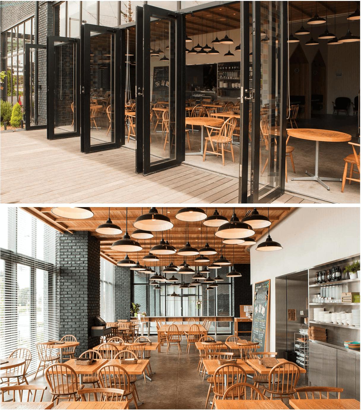 the SOHOのカフェ