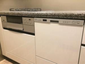 ザ・パークハウス山吹神楽坂の食洗機
