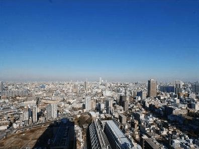 ラフィーヌ西新宿の眺望
