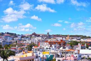沖縄のゴミ屋敷